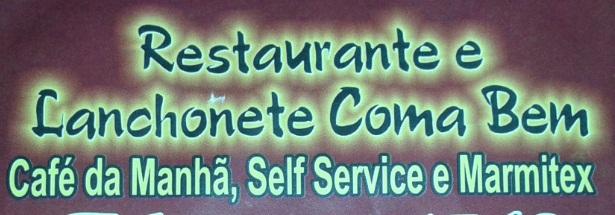 Restaurante e Lanchonete Coma Bem