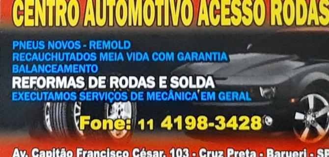 ACESSO RODAS