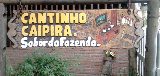 CANTINHO CAIPIRA