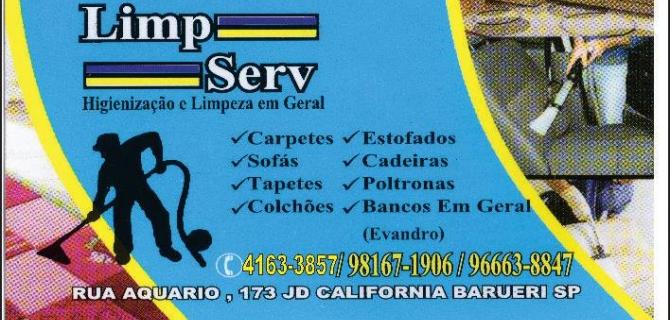 LIMP SERV  &  ROUPAS E ACESSÓRIOS
