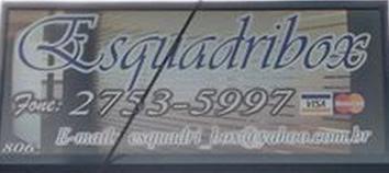 ESQUADRIBOX - Vidros Esquadrias Espelhos