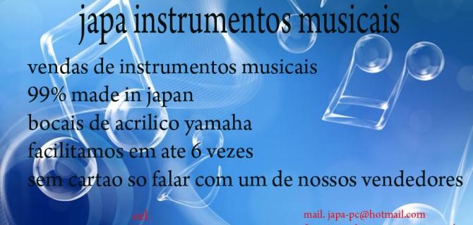 JAPA INSTRUMENTOS MUSICAIS