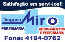 DROGARIA MIRO