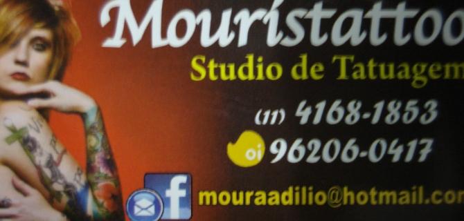 MOURISTATTOO STUDIO DE TATUAGEM
