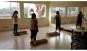 Nossas aulas de ginástica matinais bombando! Professora Simone mandando bem demais! É isso ai pessoal, pegando firme!  #VemPraSeven